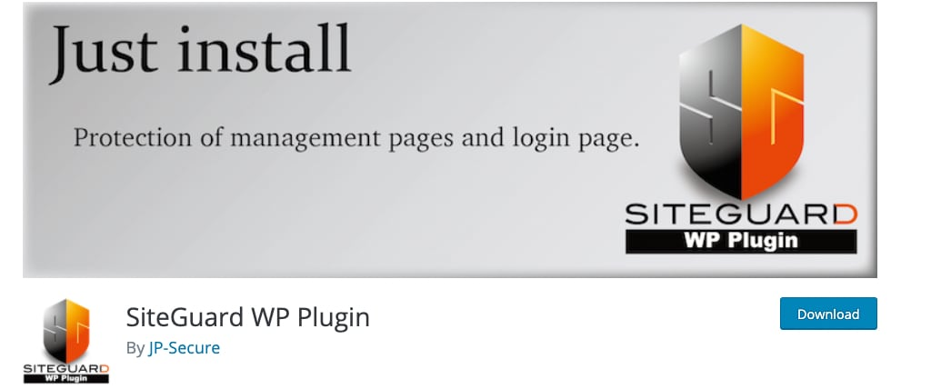 SiteGuard WP