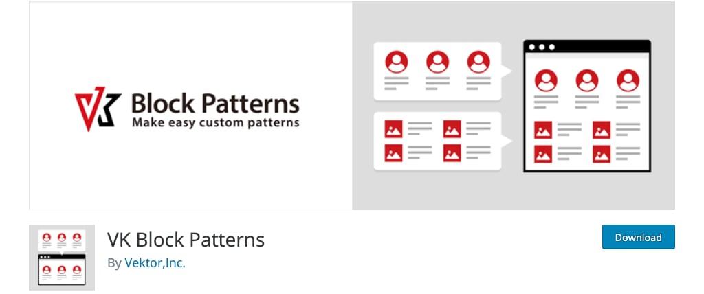 VK Block Patterns