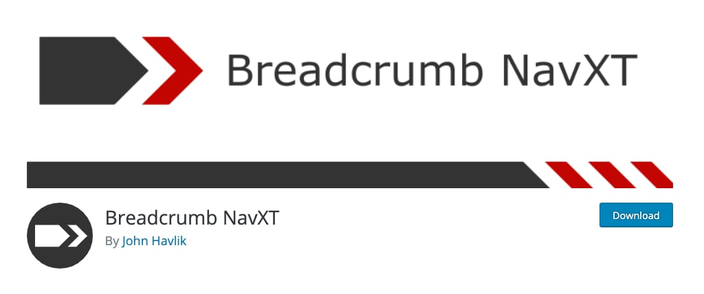 breadcrumb navi